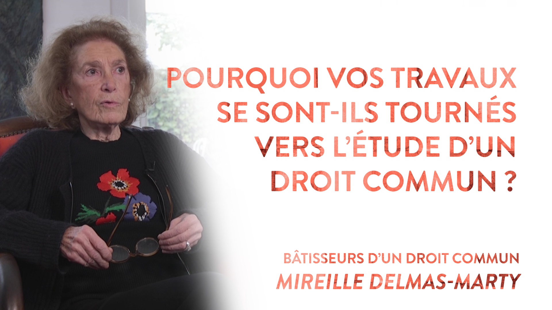 Mireille Delmas-Marty question 2