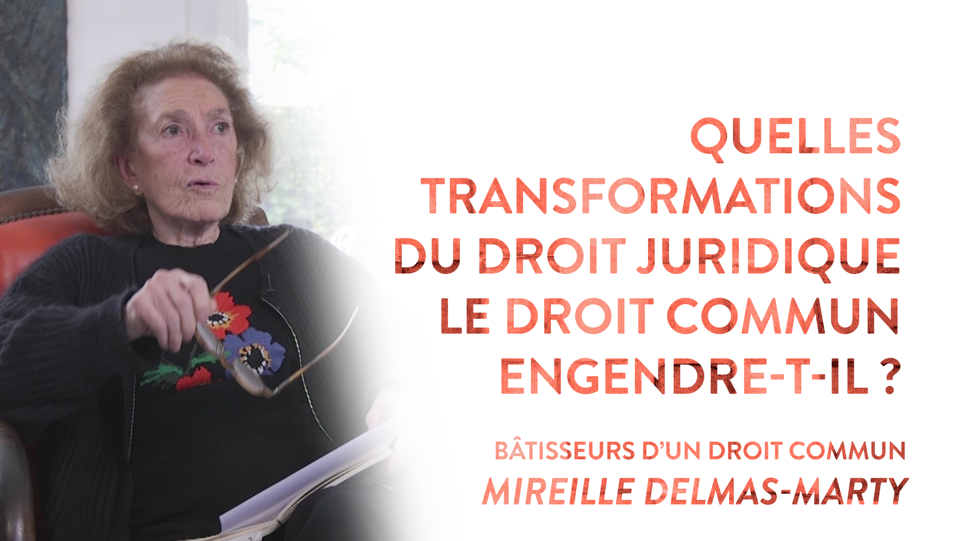 Mireille Delmas-Marty question 5